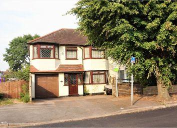 Thumbnail 5 bedroom semi-detached house for sale in Oak Grove Road, London