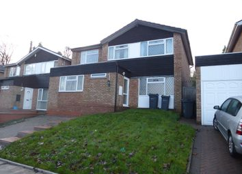 Thumbnail 5 bed detached house for sale in Manway Close, Handsworth Wood, Birmingham