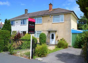 Thumbnail 3 bedroom semi-detached house for sale in Dangerfield Avenue, Bishopsworth, Bristol