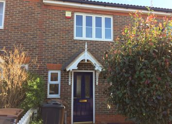 Thumbnail 2 bed terraced house for sale in Grampian Place, Stevenage