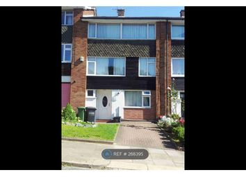 Thumbnail 4 bedroom terraced house to rent in Pomfret Avenue, Luton