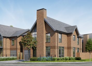 "Thumbnail 4 bed property for sale in ""Elsenham"" at Kitsmead Lane, Longcross, Chertsey"