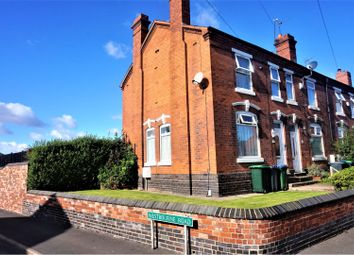 Thumbnail 2 bedroom end terrace house for sale in Margaret Street, West Bromwich
