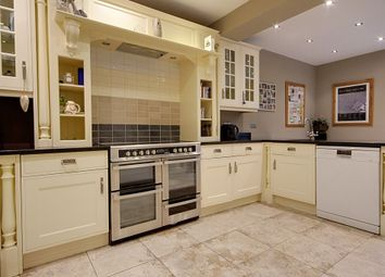 Thumbnail 4 bed detached house for sale in Chapel Close, Bickerton, Wetherby