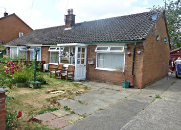 Thumbnail 2 bed semi-detached bungalow for sale in Bridge Place, Saxilby, Lincoln