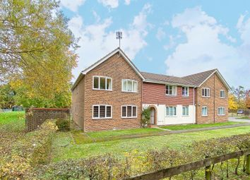 Thumbnail 1 bed maisonette to rent in Swan Way, Church Crookham, Fleet