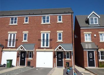 Thumbnail 4 bed terraced house for sale in Glaramara Drive, Carlisle, Cumbria