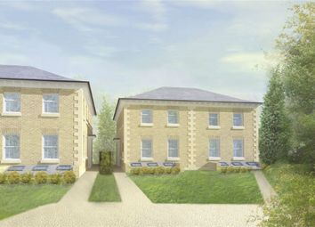Thumbnail 3 bed town house for sale in Chilbolton Avenue, Winchester