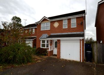 Thumbnail 4 bed detached house for sale in Herrick Close, Sileby, Leicestershire