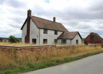 Thumbnail 3 bed detached house for sale in Yoxall Road, Hamstall Ridware, Rugeley