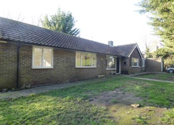 Thumbnail 3 bed detached bungalow to rent in New Dover Road, Canterbury