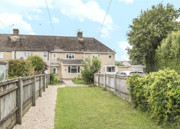 Thumbnail 2 bed terraced house for sale in Curbridge Road, Ducklington, Oxfordshire