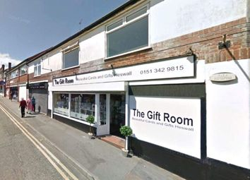 Thumbnail Retail premises for sale in Downham Road South, Heswall, Wirral