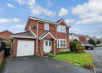 Thumbnail 3 bed detached house for sale in Merley Gate, Morpeth
