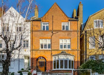 Thumbnail 6 bed town house for sale in Victoria Road, Kensington, London