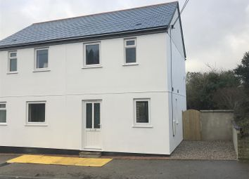 Thumbnail 2 bed semi-detached house to rent in Blue Anchor, Fraddon, St. Columb