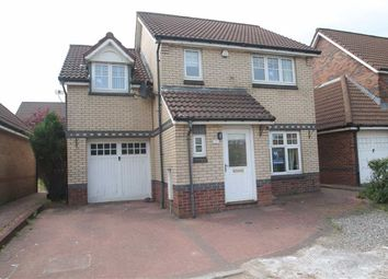 Thumbnail 3 bed detached house for sale in Sidlaw Way, Chapelhall, Airdrie