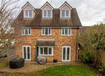 Thumbnail 5 bed detached house for sale in Bakery Close, Roydon, Essex