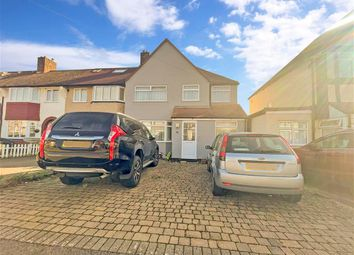 Thumbnail 3 bed end terrace house for sale in Bramblewood Close, Carshalton, Surrey