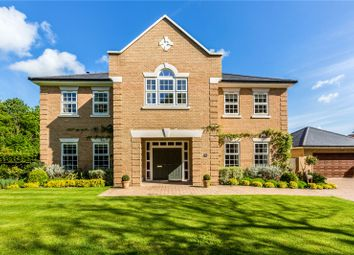 Thumbnail 5 bedroom detached house for sale in Woolley Avenue, Littlewick Green, Maidenhead, Berkshire