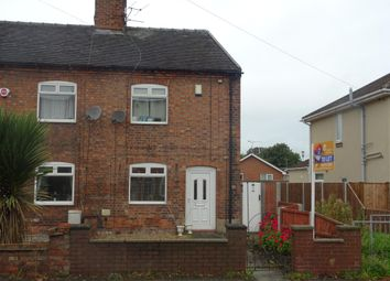 Thumbnail 2 bed end terrace house to rent in Millstone Lane, Nantwich