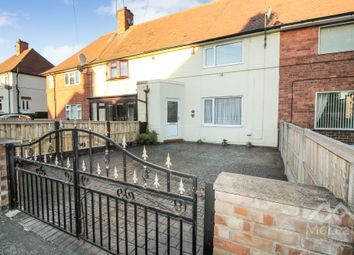 Thumbnail 2 bed terraced house for sale in Albury Drive, Nottingham