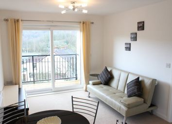 Thumbnail 1 bed property to rent in College Green, Pontypridd