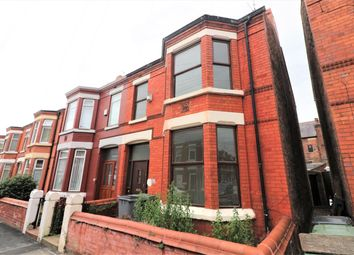 Thumbnail 3 bed terraced house to rent in Oxford Road, Wallasey