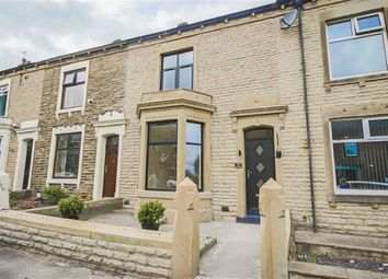 Thumbnail 4 bed terraced house for sale in Station Road, Rishton, Blackburn