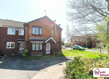 Thumbnail 1 bed flat for sale in Van Gogh Close, Cannock