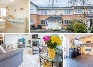 Thumbnail 2 bed terraced house to rent in Manor Park, St. Brides Wentlooge, Newport
