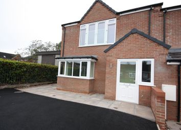 Thumbnail 2 bed flat to rent in Silverdale Street, Knutton, Newcastle-Under-Lyme