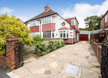 4 bed semi-detached house for sale in Kinross Avenue, Worcester Park KT4