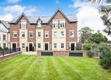 Thumbnail 3 bed end terrace house for sale in Edge View Crescent, Merrymans Lane, Alderley Edge, Cheshire