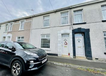 Thumbnail 3 bed terraced house for sale in Lakeview Terrace, Llanelli