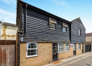 Thumbnail 1 bed flat for sale in Saunders Street, Gillingham, Kent