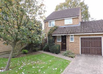 Thumbnail 3 bed link-detached house for sale in Viscount Gardens, Byfleet, West Byfleet