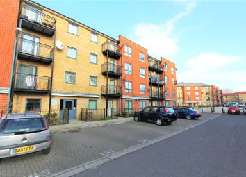 Thumbnail 1 bed flat to rent in Creswell House, Hirst Crescent, Wembley, Middlesex