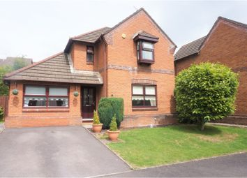 Thumbnail 3 bedroom detached house for sale in Clos Y Gwadd, Thornhill