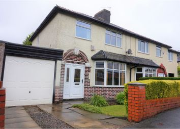 Thumbnail 3 bed semi-detached house for sale in Langwyth Road, Burnley
