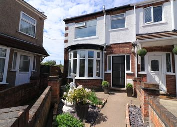 Thumbnail 3 bed end terrace house for sale in Corinthian Avenue, Grimsby