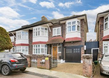 Thumbnail 4 bed semi-detached house for sale in Penrhyn Crescent, East Sheen