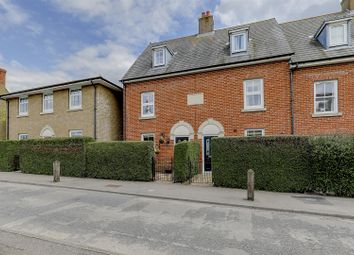 Thumbnail 3 bedroom town house for sale in The Street, Iwade, Sittingbourne