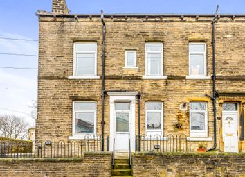 Thumbnail 2 bed end terrace house for sale in Moorfield Street, Halifax