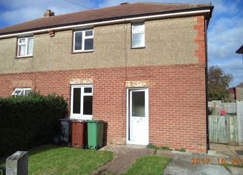 Thumbnail 2 bed semi-detached house to rent in Knoll Crescent, Hampden Park, Eastbourne