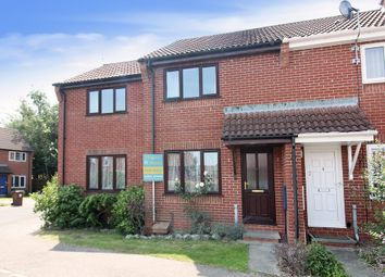 Thumbnail 3 bed semi-detached house for sale in Marjoram Close, North Walsham