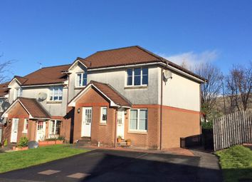 Thumbnail 2 bed flat to rent in Cragganmore, Tullibody