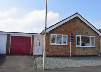 Thumbnail 3 bed detached bungalow for sale in Greenacres Drive, Lutterworth