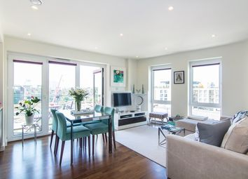 Thumbnail 2 bed flat to rent in Avon House, 5 Enterprise Way, Wandsworth