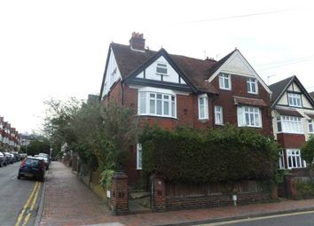Thumbnail 2 bed flat to rent in Claremont Road, Tunbridge Wells, Kent